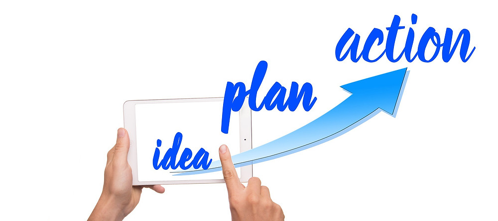 Make a plan for your paper or presentation by creating an outline.