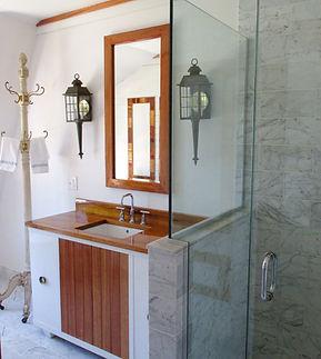 Interior Design Bathroom Work