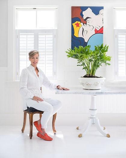 Betsy Stires Interior Designer Alexandria Va
