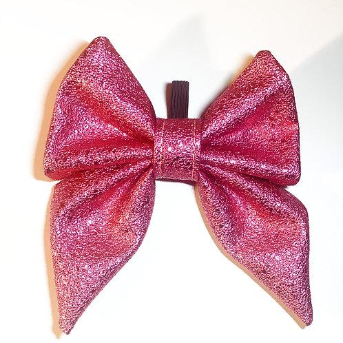 """Noeud papillon pour chien """"Pink lady"""""""