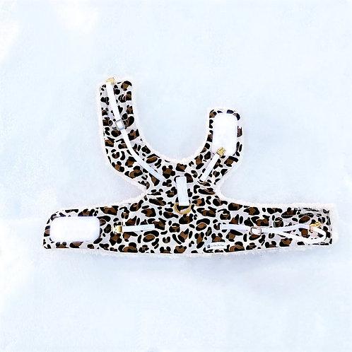 """Harnais / Gilet Leopard pour chien """"Sauvage"""""""