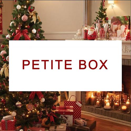 Petite box de Noël pour chien