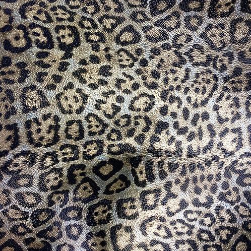 """Noeud papillon pour chien """"Golden leopard"""""""
