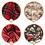 Thumbnail: Chouchou scrunchie avec ou sans ruban