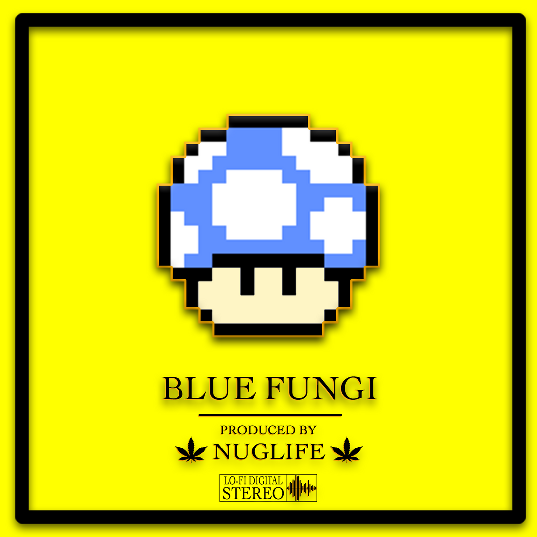 Blue Fungi (Instrumental)