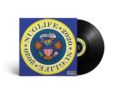 """""""NUGLIFE 2020"""" Vinyl LP"""