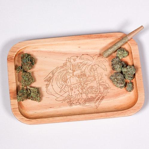 OG Oak [TBD2] - Rolling Tray