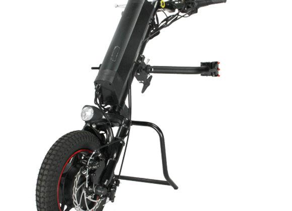Troisième roue 500w avec 2 Batterie 14ah offrant une autonomie d'environ 100 km