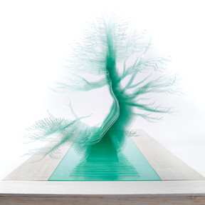 Lorem Ipsum, 2020, acrylic glass
