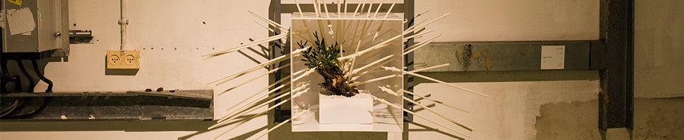 Vessels, 2017, Jerusalem Biennale