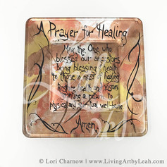 Blessing Square for Healing