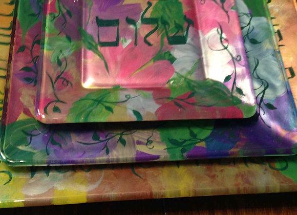 Shalom Decorative Squares