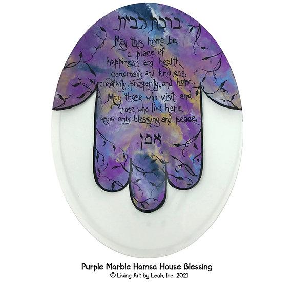 Hamsa House Blessing