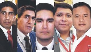 LOS 'DINÁMICOS' LLEVAN UNA SEMANA PRÓFUGOS Y NO FIGURAN EN LISTA DE MÁS BUSCADOS DE PNP