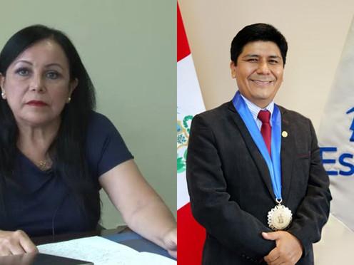 """EXGERENTA DE ESSALUD: """"MI RENUNCIA ES UN GRITO DESESPERADO POR LIMPIAR LA CORRUPCIÓN DE ESSALUD""""."""