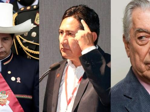 """MVLL: """"NO ESPERO GRAN COSA DE CASTILLO, ES UN INSTRUMENTO DE CERRÓN""""."""