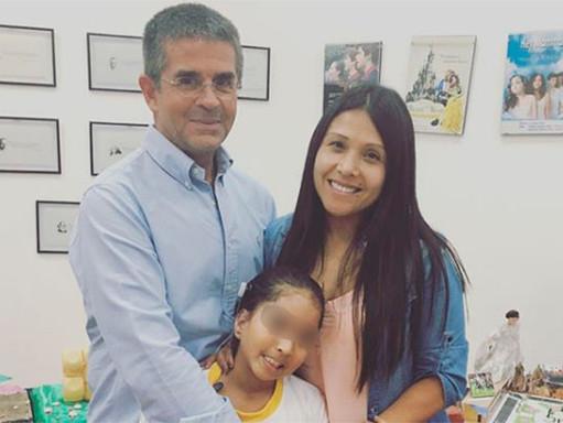 TULA RODRÍGUEZ REAPARECE EN TV LUEGO DEL FALLECIMIENTO DE JAVIER CARMONA