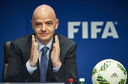 GIANNI INFANTINO, PRESIDENTE DE LA FIFA DIO POSITIVO PARA COVID-19 - Marca Poder