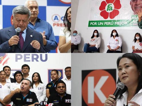 """LOS """"DUDOSOS"""" CONTRATOS CON DINERO DE TODOS LOS PERUANOS A PARTIDOS POLÍTICOS"""