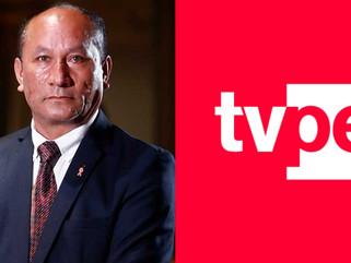 ¿TOTAL? JEFE DEL MTC SE RETRACTA Y CAMBIA SU VERSIÓN SOBRE CAMBIOS EN TV PERÚ