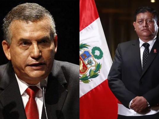 """URRESTI: """"MINISTRO DE DEFENSA ES POLICÍA DADO DE BAJA POR INDISCIPLINA"""""""