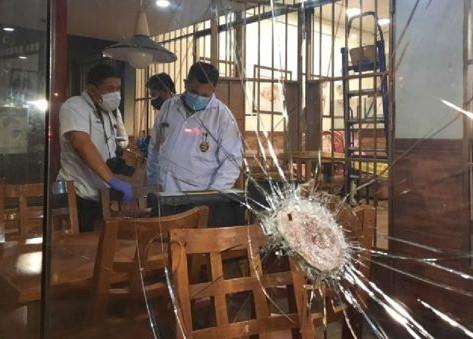 ASESINAN A POLICÍA DURANTE ASALTO A CHIFA EN SAN JUAN DE LURIGANCHO