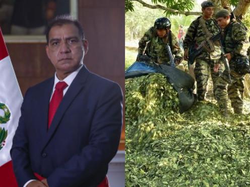 ¡CELEBRA EL NARCOTRAFICO! MINISTRO BARRANZUELA CANCELÓ OPERATIVO CONTRA HOJA DE COCA