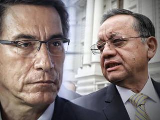 """ALARCÓN SOBRE CITACIÓN A VIZCARRA: """"DE NO ASISTIR, SERÁ INVITADO DE GRADO O FUERZA""""."""