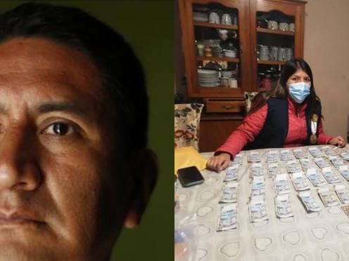 DINÁMICOS DEL CENTRO: JUEZ DICTÓ 36 MESES DE PRISIÓN PREVENTIVA PARA 'PINTURITA'