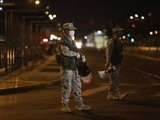 MINSA: HORARIO DE TOQUE DE QUEDA SERÁ DESDE LA MEDIANOCHE HASTA LAS 4:00 AM
