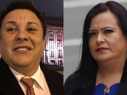 FISCALÍA FORMULÓ ACUSACIÓN PENAL CONTRA MIRIAM MORALES Y RICHARD SWING