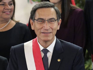MARTÍN VIZCARRA POSTULARÁ AL CONGRESO EN LAS ELECCIONES GENERALES 2021