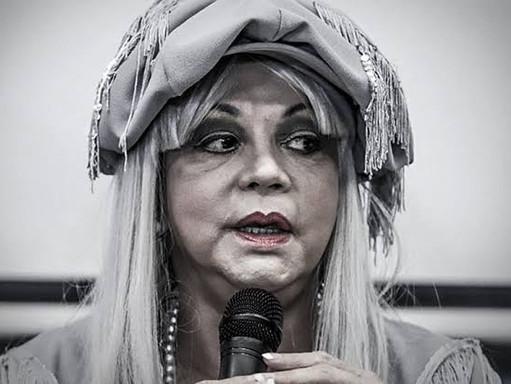 YOLA POLASTRI SALIÓ DE UCI TRAS SUFRIR DE ARRITMIA CARDIACA.