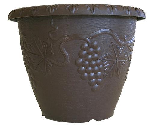 "18"" Round Grape Vine 9-Gal"