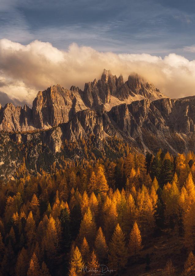 """""""Dolomiti Autumn"""""""