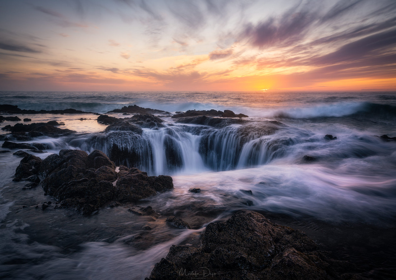 """""""Thor's Well"""""""