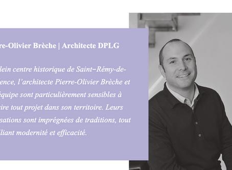 Investir à Saint-Rémy-de-Provence dans une résidence imaginée par l'architecte Pierre-Olivier Brèche