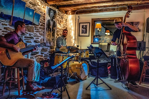 Carlos Odria Trio