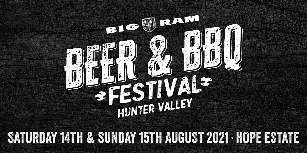 Big Ram BBQ Festival