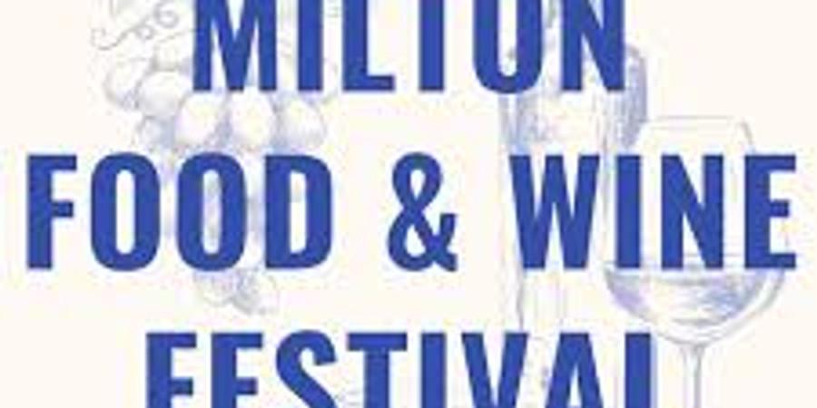 Milton Food & Wine Festival
