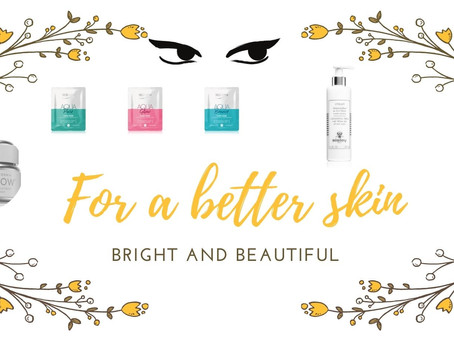 For a better skin