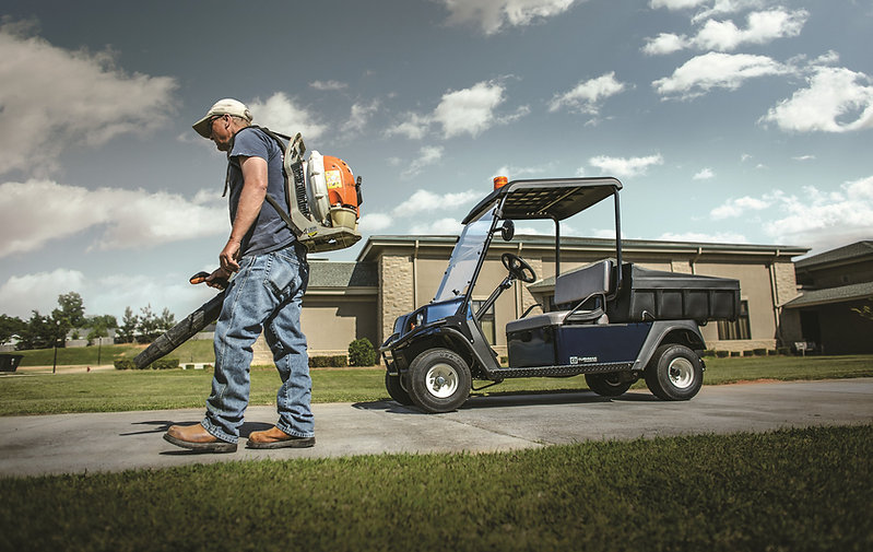 cushman hauler pro utilty buggy