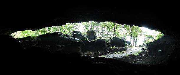 Grotta all'onda