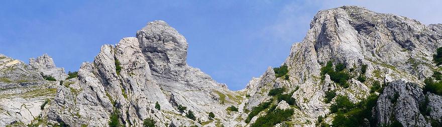 Treking Valle di Vinca