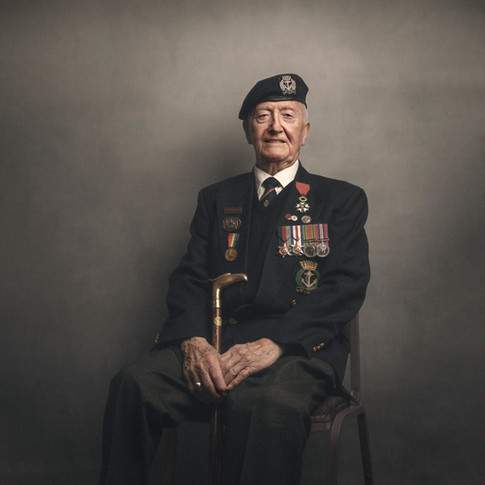 Cyril Stanley Ford: Seaman, Royal Navy (HMS Fratton - Operation Neptune, Normandy)