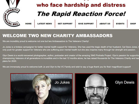 Veterans Charity Ambassador