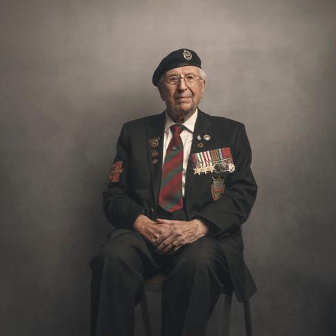 Kenneth Turner: Royal Tank Regiment