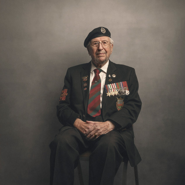 Kenneth Turner: Royal Tank Regiment