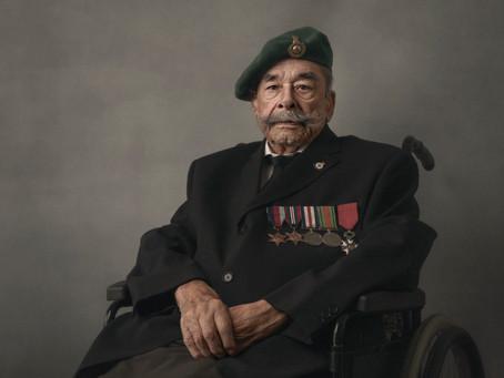 RIP Stephen Barnwell (46 Commando)