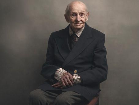 RIP Squadron Leader William Brodie